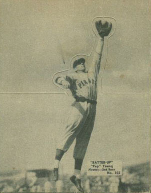 1934 Batter Up Pep Young #102 Baseball Card