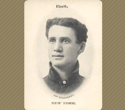 1906 Fan Craze (American) Patsy Dougherty #16 Baseball Card