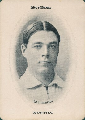 1906 Fan Craze (American) Bill Dinneen #14 Baseball Card