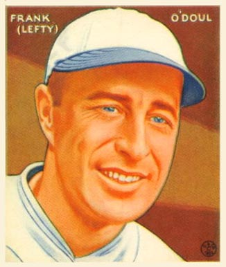 1933 Goudey Lefty O'Doul #232 Baseball Card