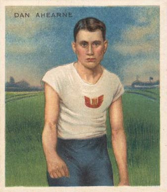 1910 Champions Dan Ahearne #2 Boxing & Other Card