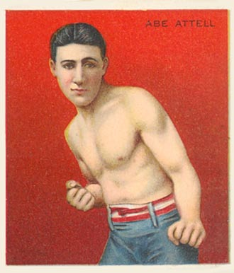 1910 Champions Abe Attell #3 Boxing & Other Card