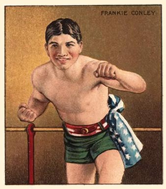 1910 Champions Frankie Conley #13 Boxing & Other Card