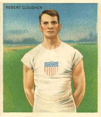 1910 Champions Robert Cloughen #11 Boxing & Other Card