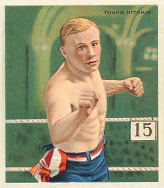 1910 Champions Young Nitchie #109 Boxing & Other Card