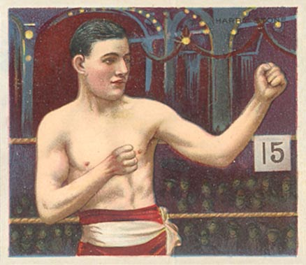 1910 Champions Harry Stone #134 Boxing & Other Card