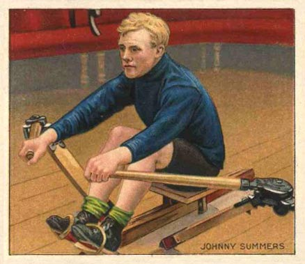 1910 Champions Johnny Summers #138 Boxing & Other Card
