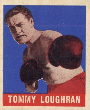 1948 Leaf Boxing Tommy Loughran #27 Boxing & Other Card
