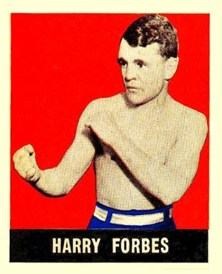 1948 Leaf Boxing Harry Forbes #98 Boxing & Other Card