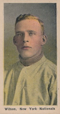 1911 Sporting Life Art Wilson #317 Baseball Card