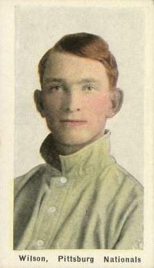 1911 Sporting Life Owen Wilson #318 Baseball Card