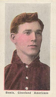 1911 Sporting Life Harry Bemis #21 Baseball Card