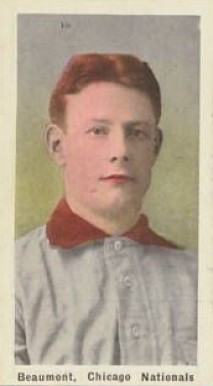 1911 Sporting Life Ginger Beaumont #16 Baseball Card