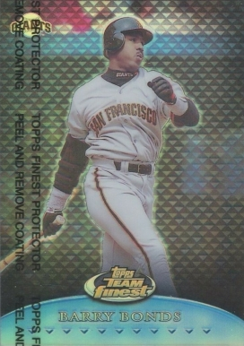 Barry Bonds Baseball Cards