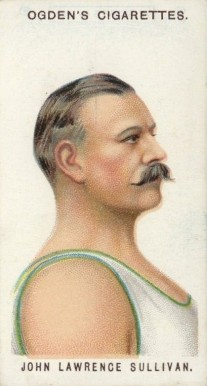 1908 Ogdens John Sullivan #13 Boxing & Other Card