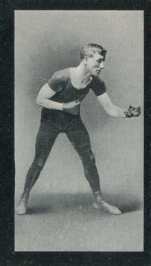1912 Cohen Weenan & Co. Famous Boxers Green Back Hughie Mehegan #23 Boxing & Other Card