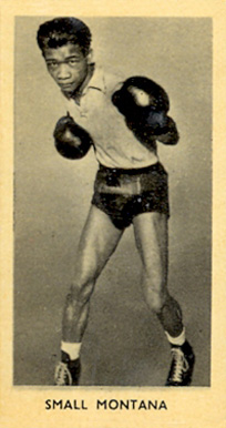 1938 F.C. Cartledge Boxing Small Montana #47 Boxing & Other Card
