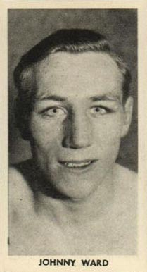 1938 F.C. Cartledge Boxing Johnny Ward #42 Boxing & Other Card