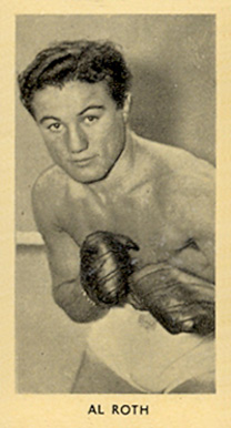 1938 F.C. Cartledge Boxing Al Roth #32 Boxing & Other Card