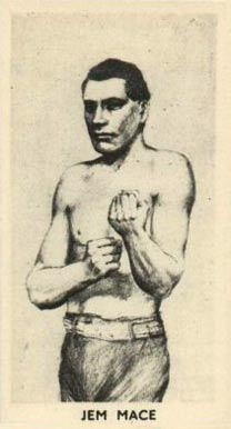 1938 F.C. Cartledge Boxing Jem Mace #16 Boxing & Other Card