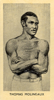 1938 F.C. Cartledge Boxing Thomas Molineaux #9 Boxing & Other Card