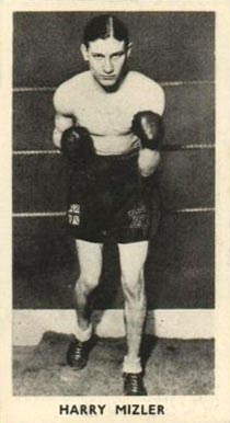 1938 F.C. Cartledge Boxing Harry Mizler #49 Boxing & Other Card