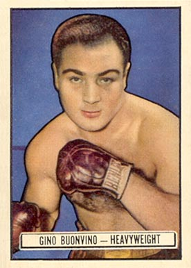 1951 set name 1951 topps ringside boxing number of cards in set 96