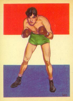 1956 Adventure James Braddock #90 Boxing & Other Card