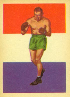 1956 Adventure   #87 Non-Sports Card