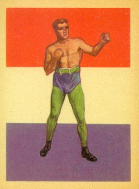 1956 Adventure James Jeffries #79 Boxing & Other Card