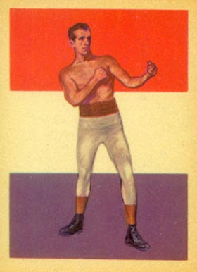 1956 Adventure James Corbett #77 Boxing & Other Card