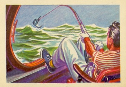 1956 Adventure   #95 Non-Sports Card