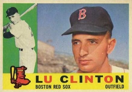 1960 Topps Lou Clinton #533 Baseball Card