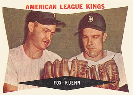 1960 Topps American League Kings #429 Baseball Card