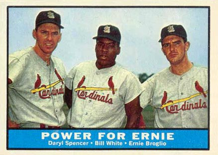 1961 Topps Power For Ernie #451 Baseball Card