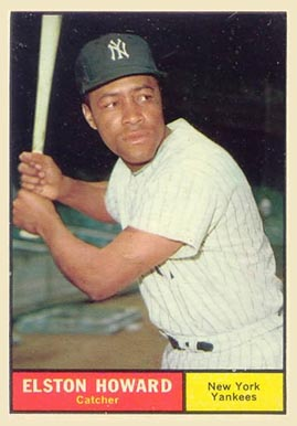 1961 Topps Elston Howard #495 Baseball Card