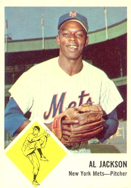 1963 Fleer Al Jackson #48 Baseball Card