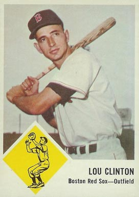 1963 Fleer Lou Clinton #6 Baseball Card