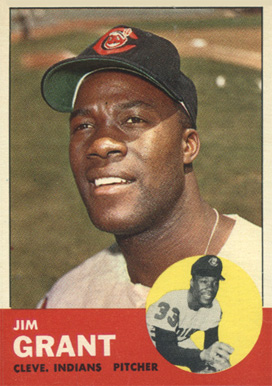 1963 Topps Jim Grant #227 Baseball Card
