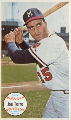 1964 Topps Giants Joe Torre #26 Baseball Card