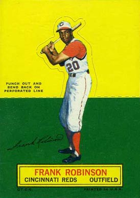 1964 Topps Stand-Up Frank Robinson #63 Baseball Card