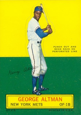 1964 Topps Stand Up Baseball Set PICK FROM LIST $.99 Shipping