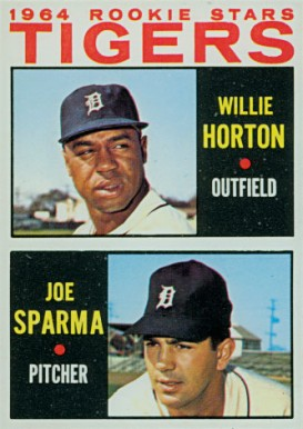 1964 Topps Willie Horton #512 Baseball Card