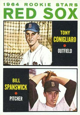 1964 Topps Tony Conigliaro #287 Baseball Card