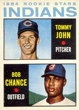 1964 Topps Bob Chance #146 Baseball Card