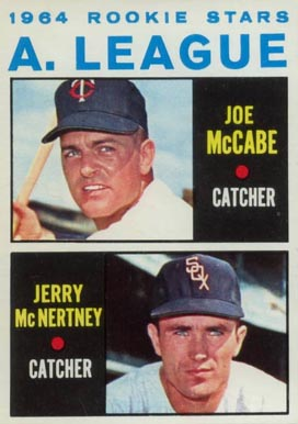 1964 Topps Joe McCabe #564 Baseball Card