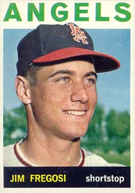 1964 Topps Jim Fregosi #97 Baseball Card