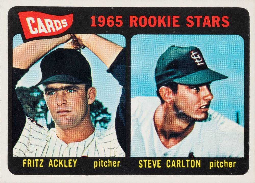 1965 Topps Cards 1965 Rookie Stars #477 Baseball Card
