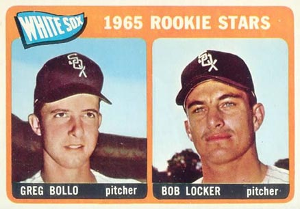 1965 Topps White Sox Rookies #541 Baseball Card