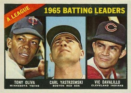 1966 Topps Vic Davalillo #216 Baseball Card